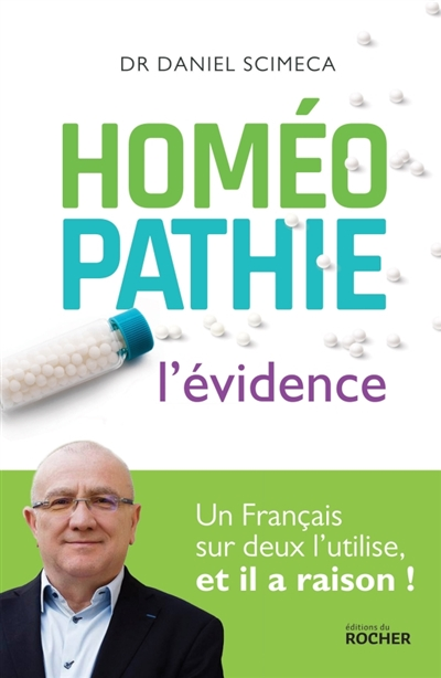 HOMEOPATHIE - L'EVIDENCE  DU ROCHER