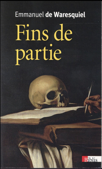 FINS DE PARTIE