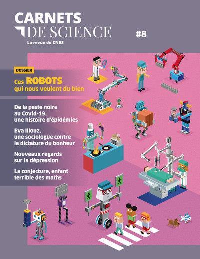 CARNETS DE SCIENCE 8 - VOL08