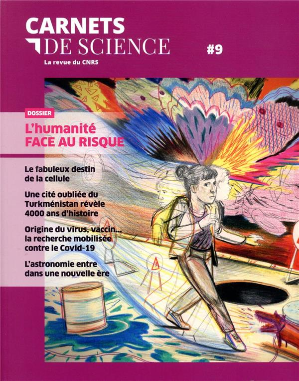 CARNETS DE SCIENCE - NUMERO 9 - VOL09  COLLECTIF CNRS