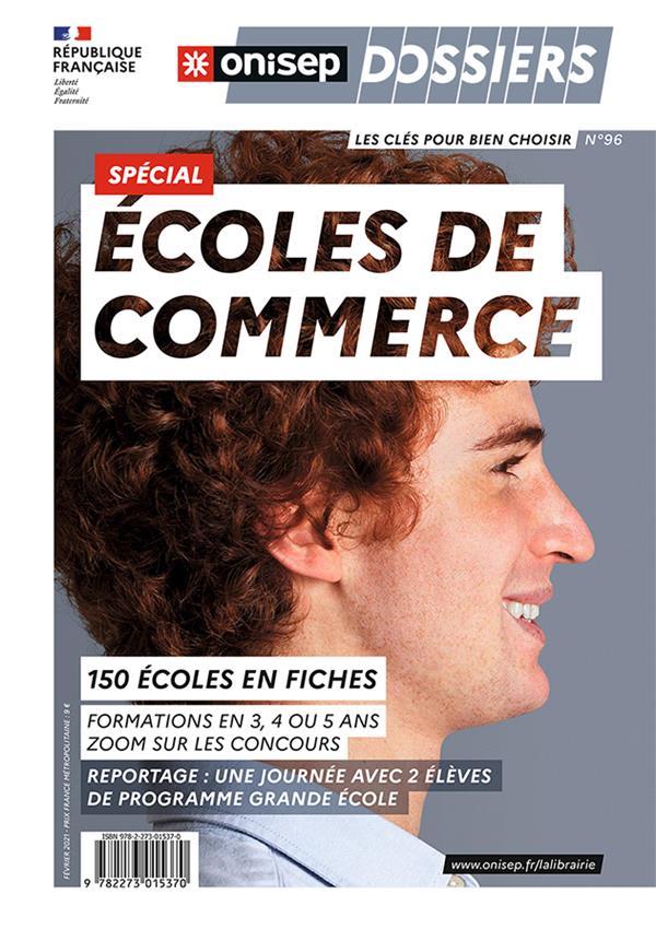 ECOLES DE COMMERCE COLLECTIF ONISEP