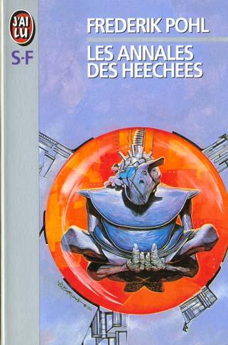 ANNALES DES HEECHEES (LES) POHL FREDERIK J'AI LU