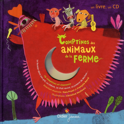 XXX - COMPTINES DES ANIMAUX DE LA FERME