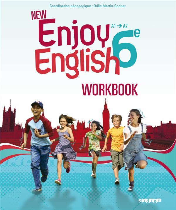 ENJOY 6E NOUVELLE EDITION - WORKBOOK POUR LE 10/19/19