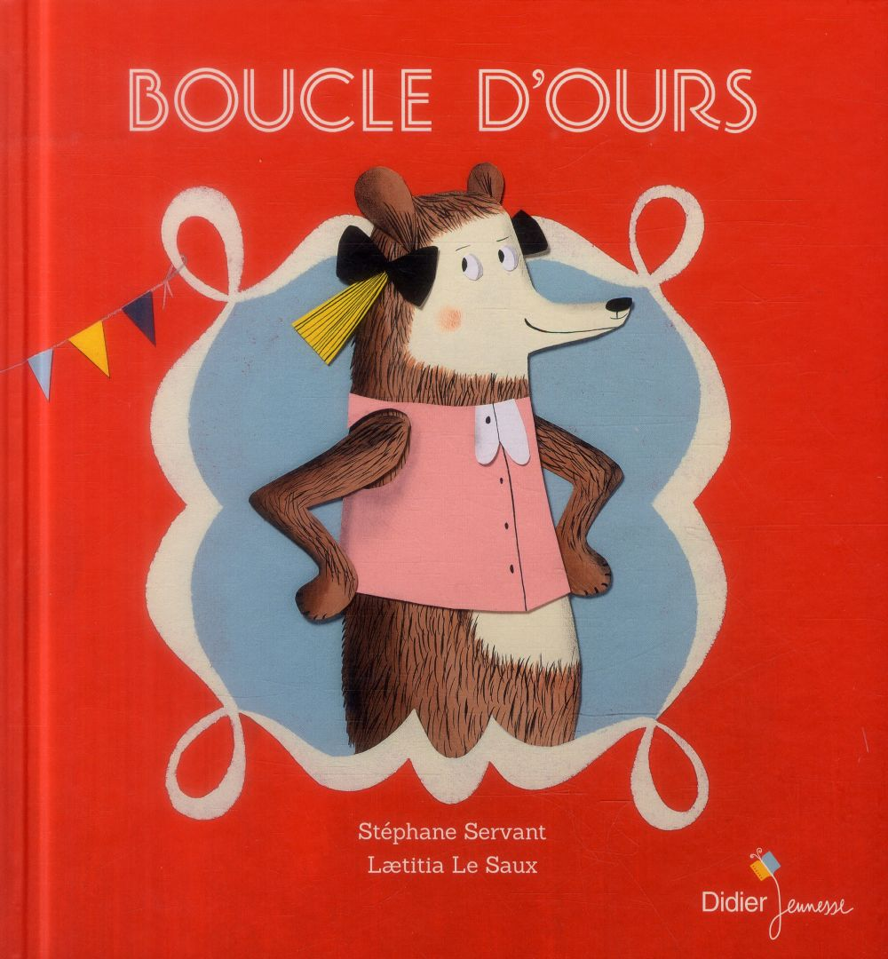 BOUCLE D-OURS