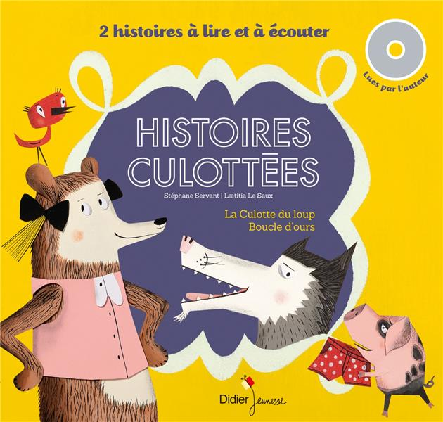 HISTOIRES CULOTTEES