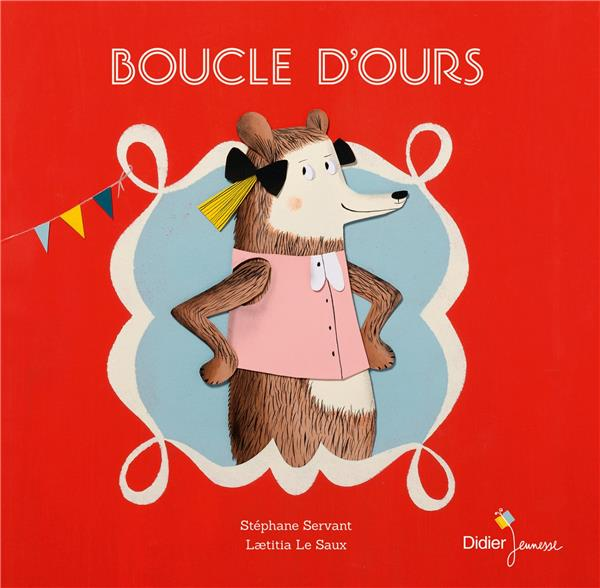 BOUCLE D'OURS - GRAND FORMAT
