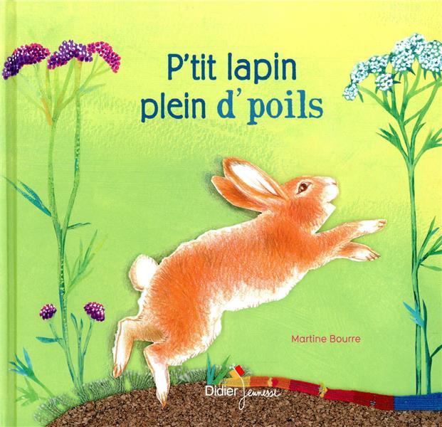 P'TIT LAPIN PLEIN D'POILS