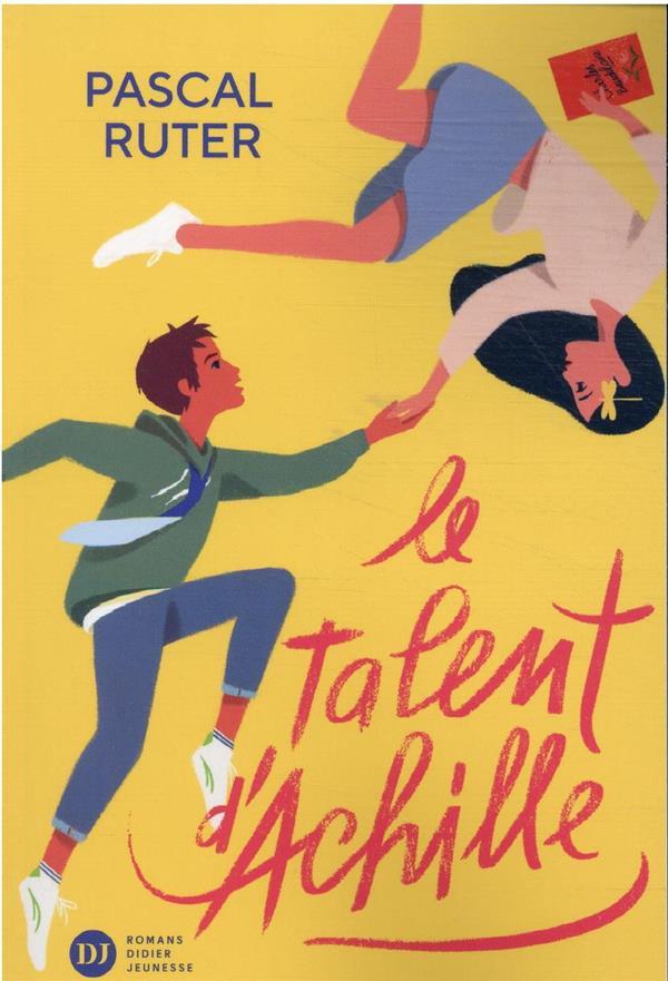 LE TALENT D'ACHILLE RUTER/PELON DIDIER