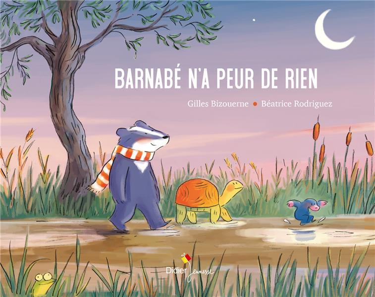 BARNABE N'A PEUR DE RIEN -