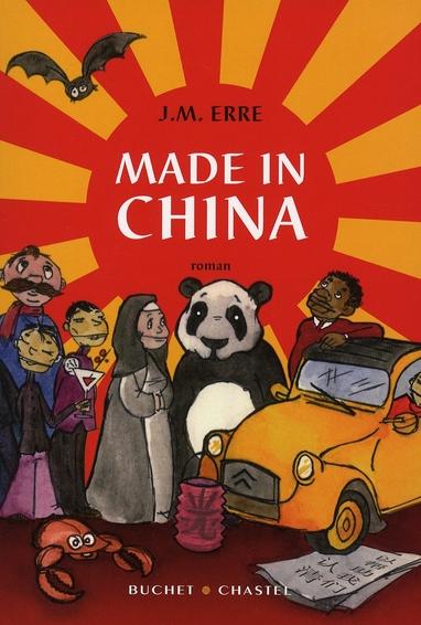 MADE IN CHINA ERRE, J. M. BUCHET CHASTEL