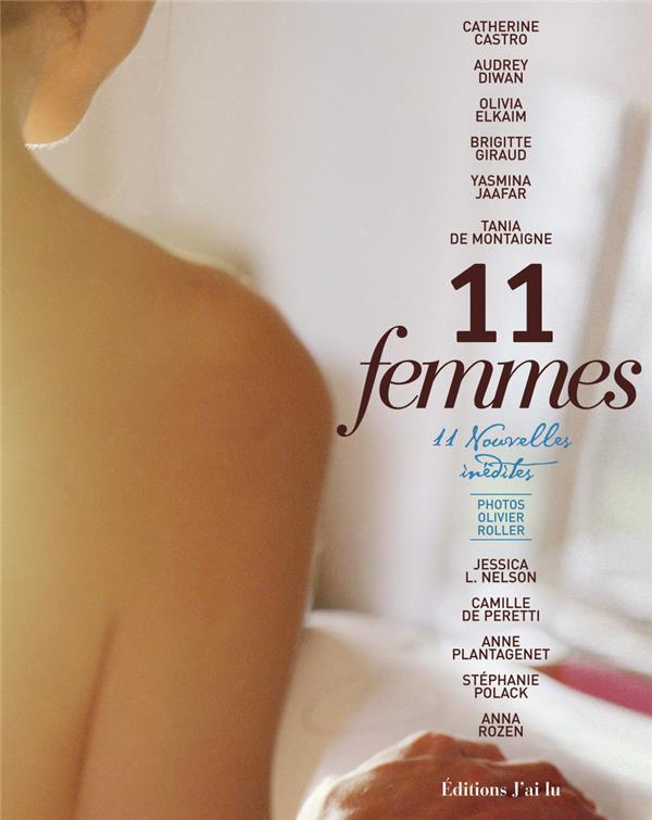 11 FEMMES ROZENE/DIWAN/GIRAUD J'AI LU