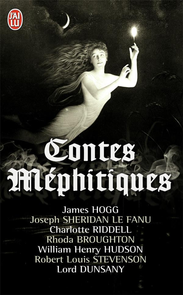 CONTES MEPHITIQUES COLLECTIF J'AI LU