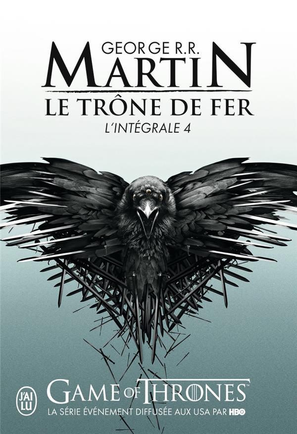 LE TRONE DE FER  -  INTEGRALE VOL.4 MARTIN, GEORGE R. R. J'AI LU