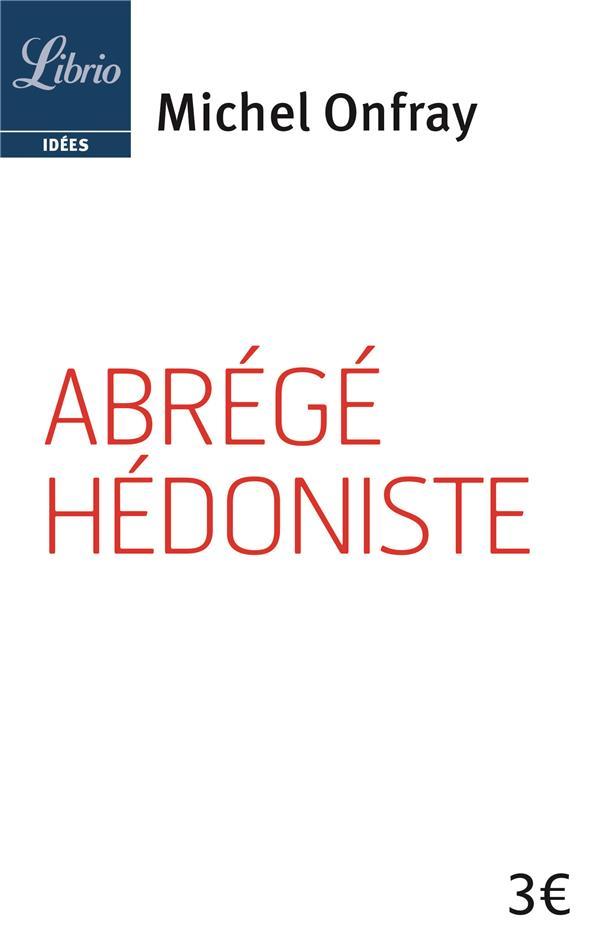 ABREGE HEDONISTE