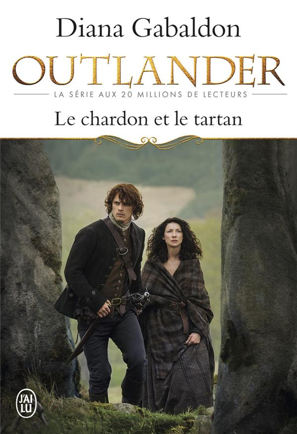 Gabaldon Diana - LE CHARDON ET LE TARTAN
