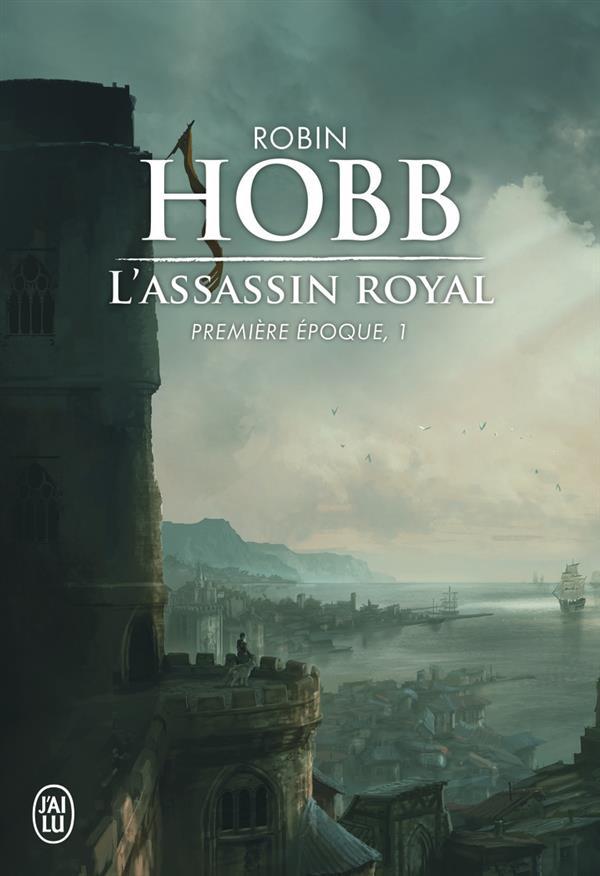 L'ASSASSIN ROYAL  -  INTEGRALE VOL.1  -  T.1 A T.3  -  PREMIERE EPOQUE