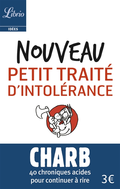 NOUVEAU PETIT TRAITE D'INTOLERANCE - LES FATWAS DE CHARB CHARB Librio