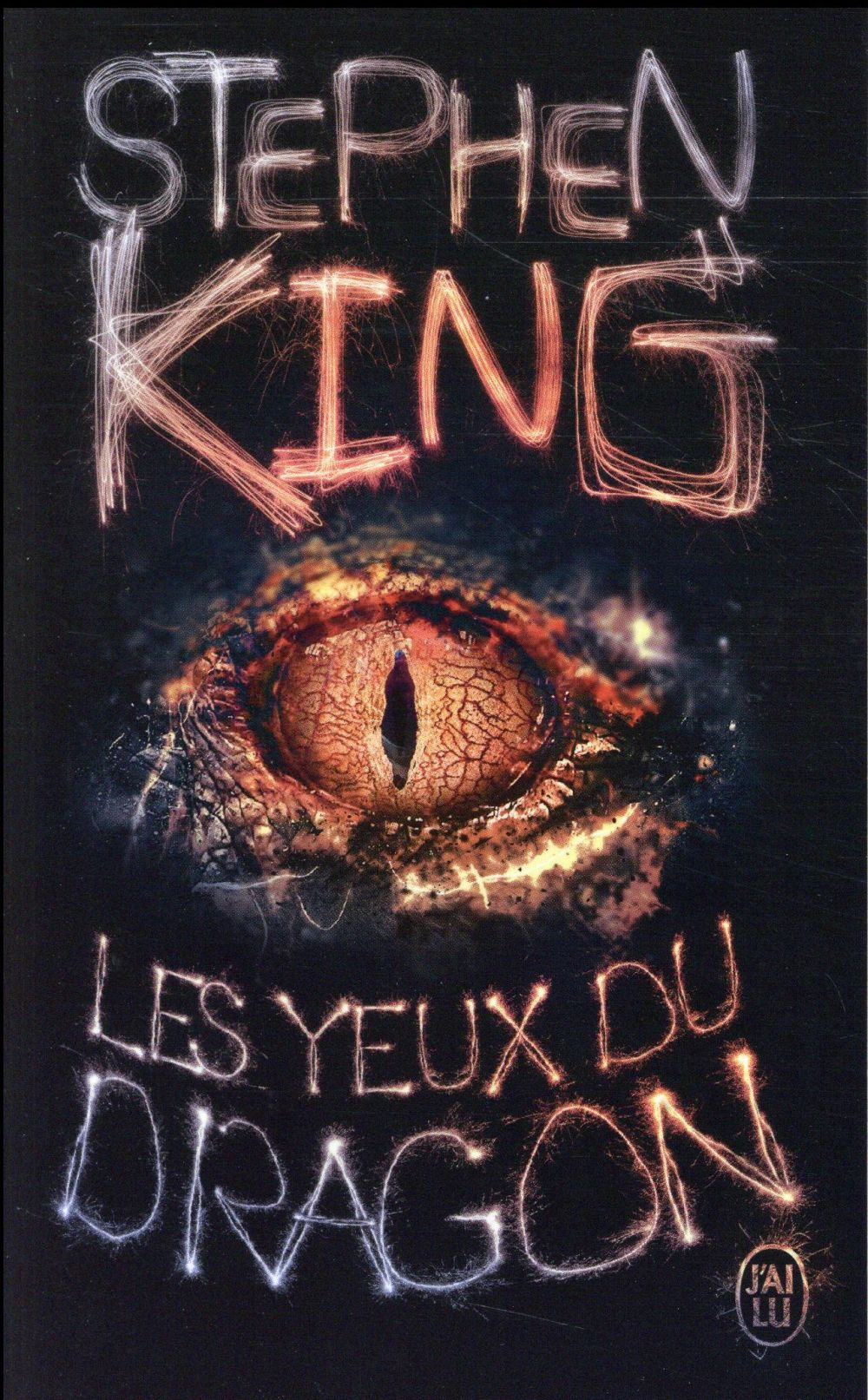 LES YEUX DU DRAGON King Stephen J'ai lu