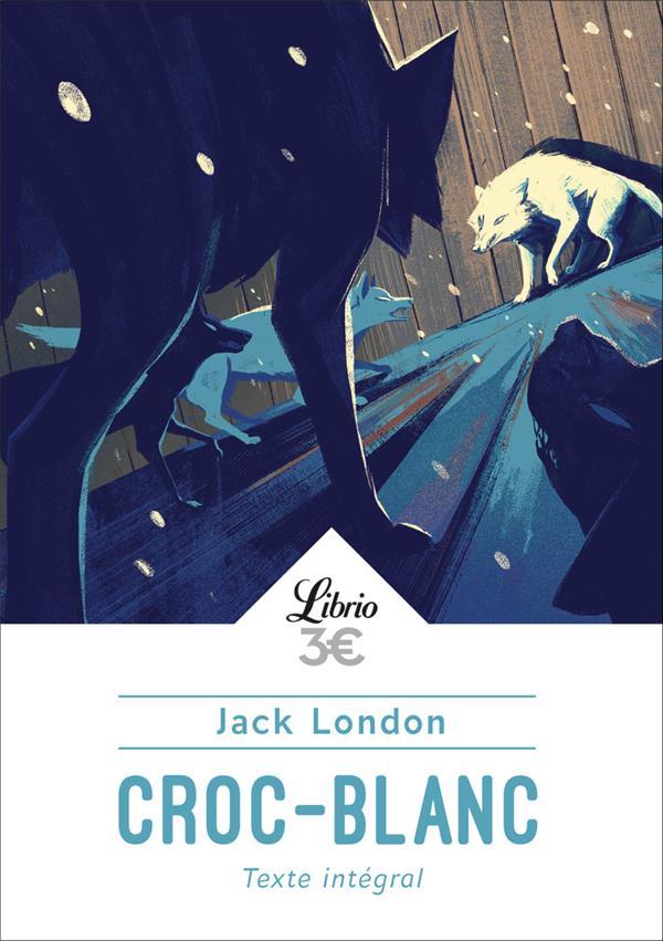 CROC-BLANC LONDON JACK J'AI LU