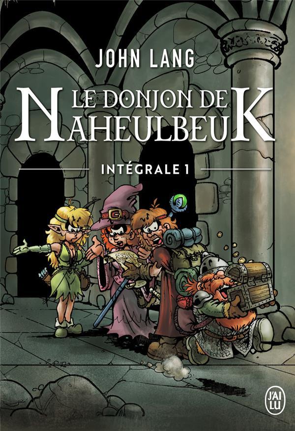 LE DONJON DE NAHEULBEUK - INTEGRALE, 1  J'AI LU