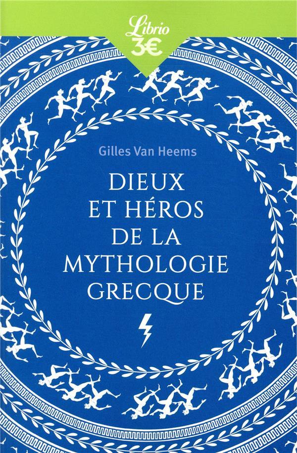 - DIEUX ET HEROS DE LA MYTHOLOGIE GRECQUE