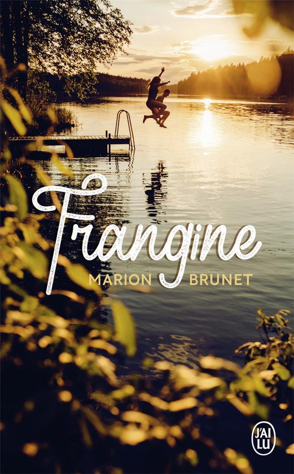 FRANGINE BRUNET, MARION J'AI LU