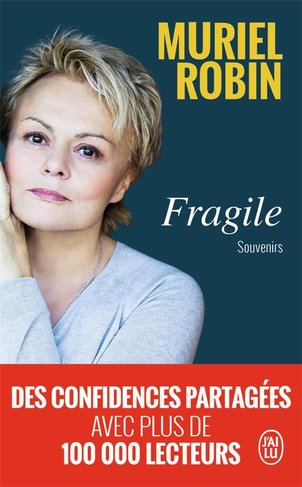 FRAGILE ROBIN MURIEL J'AI LU