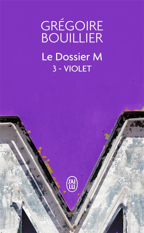 LE DOSSIER M - T03 - VIOLET (LE REEL)