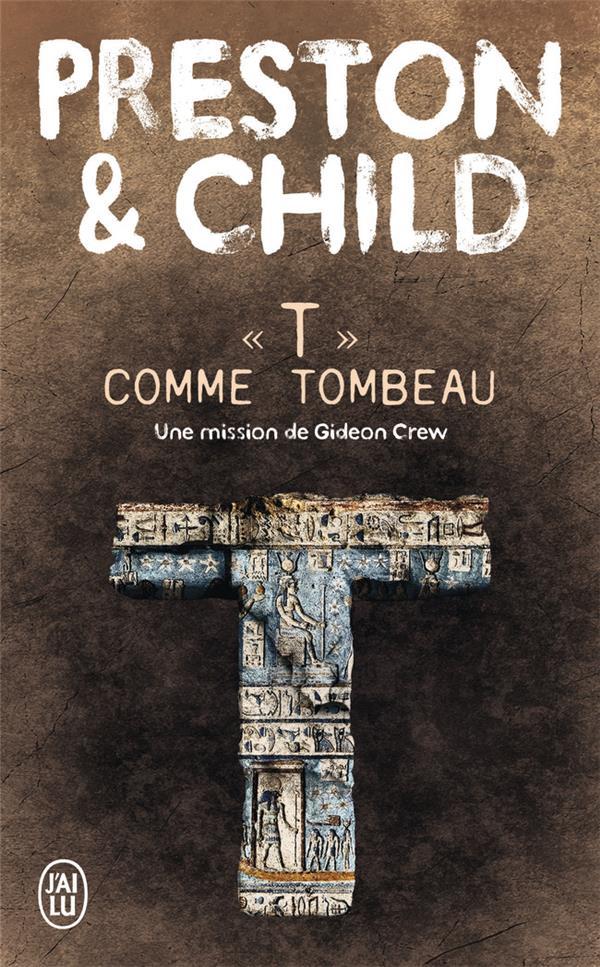 T COMME TOMBEAU  -  UNE MISSION DE GIDEON CREW