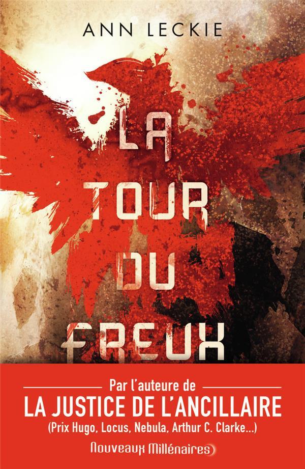 LA TOUR DU FREUX LECKIE ANN J'AI LU