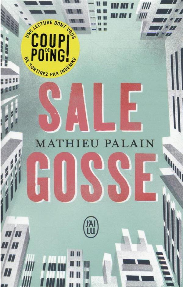 SALE GOSSE PALAIN, MATHIEU J'AI LU