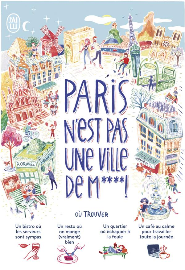 PARIS N'EST PAS UNE VILLE DE M**** !