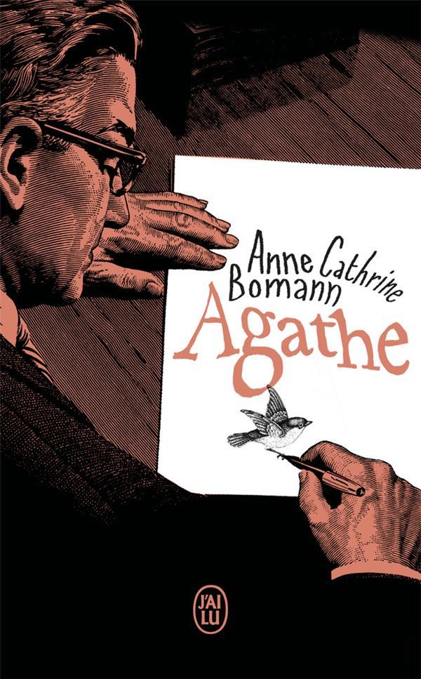 AGATHE BOMANN, ANNE CATHRINE J'AI LU