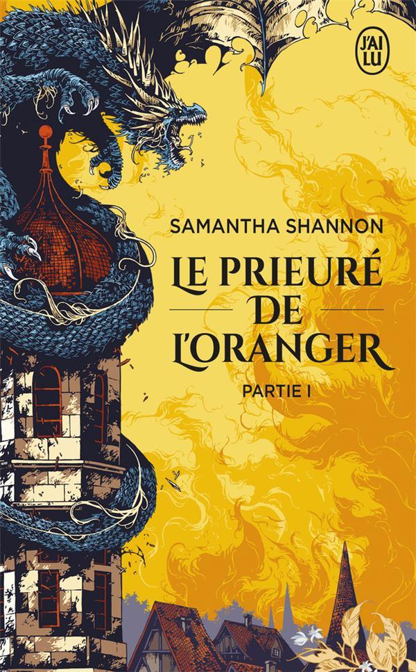 LE PRIEURE DE L'ORANGER - PARTIE 1