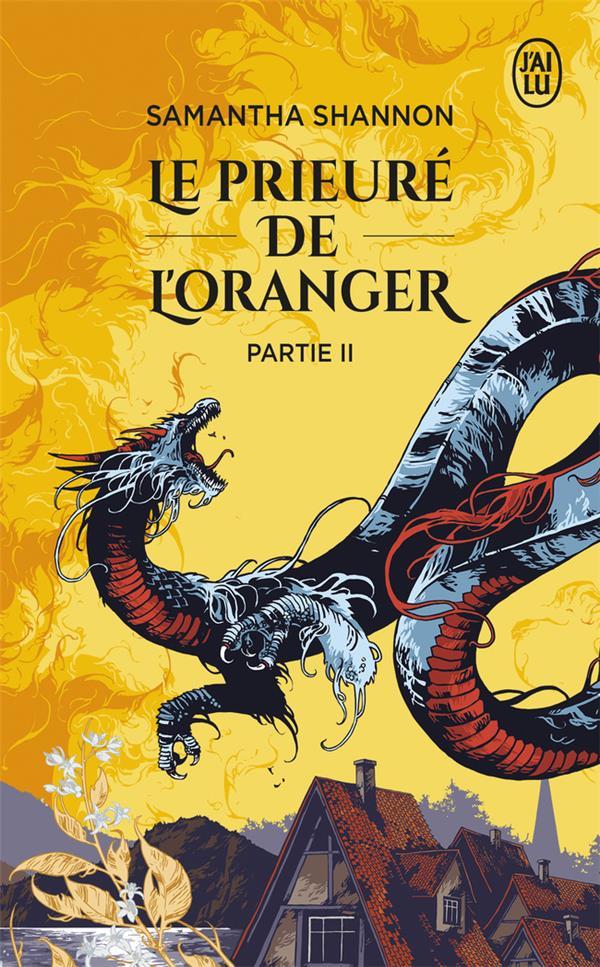 LE PRIEURE DE L'ORANGER T.2 SHANNON SAMANTHA J'AI LU