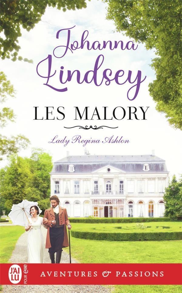 LES MALORY  -  LADY REGINA ASHTON