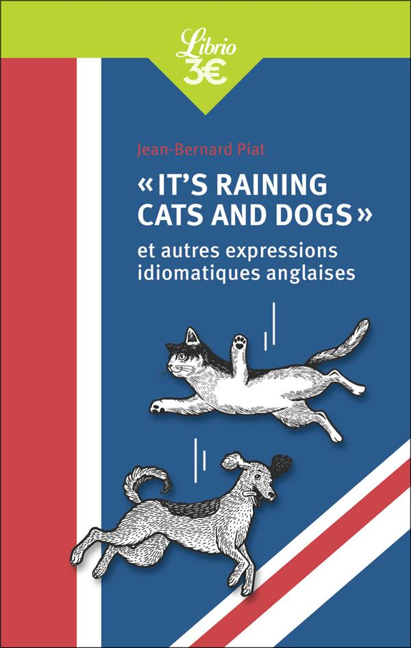 IT'S RAINING CATS AND DOGS ET AUTRES EXPRESSIONS IDIOMATIQUES ANGLAISES