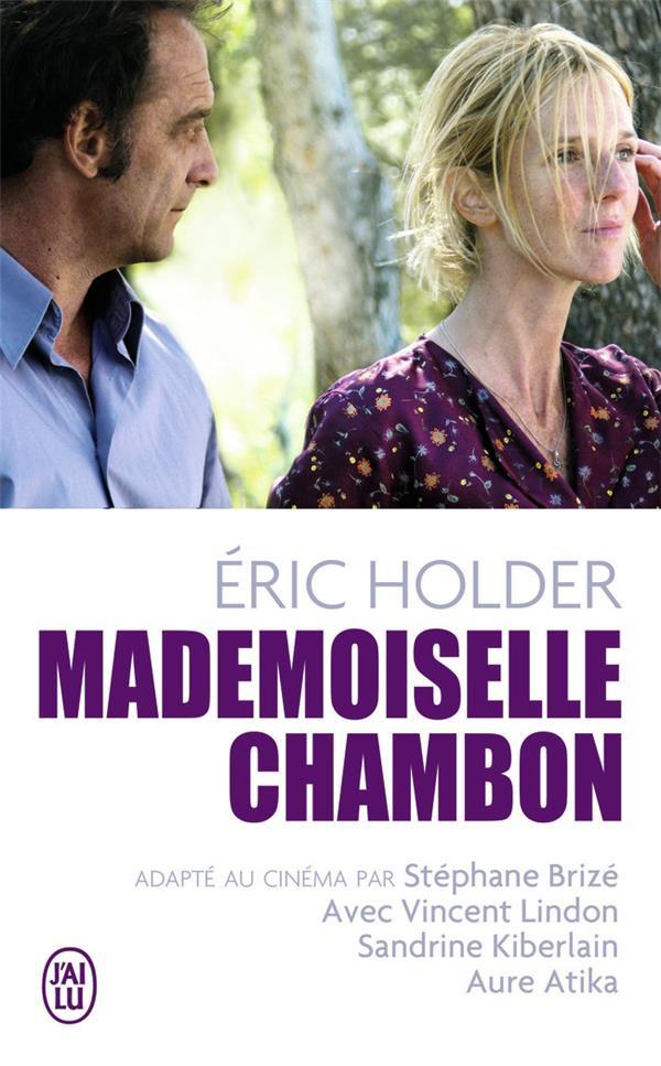 MADEMOISELLE CHAMBON HOLDER ERIC J'AI LU