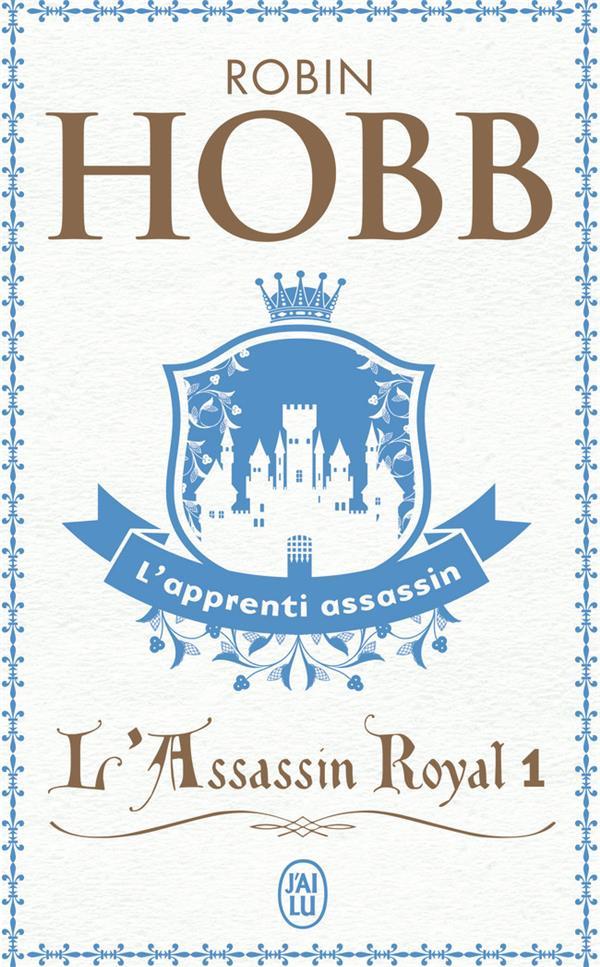 L-APPRENTI ASSASSIN - L-ASSASS HOBB ROBIN J-AI LU