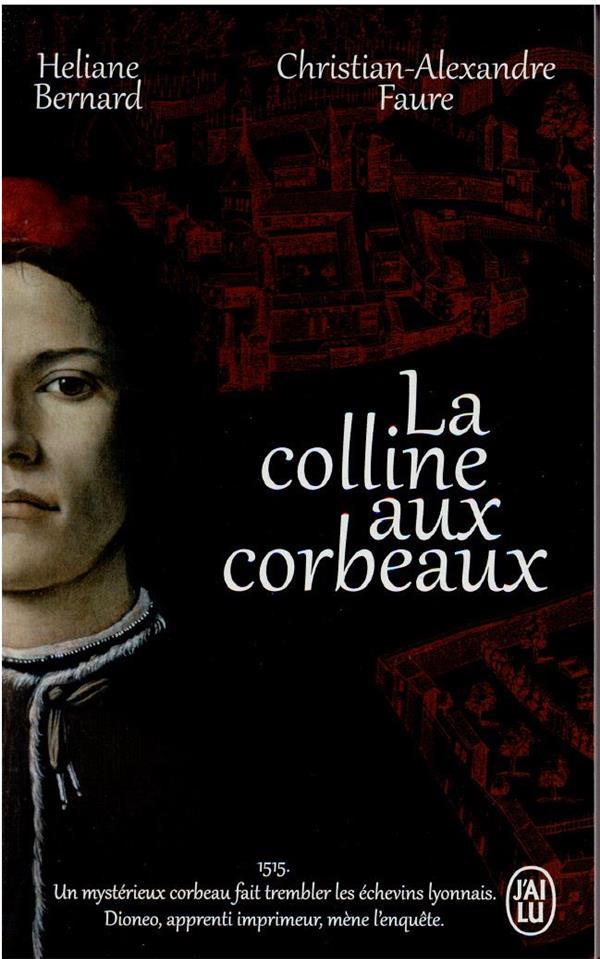LES DENTS NOIRES T.1  -  LA COLLINE AUX CORBEAUX