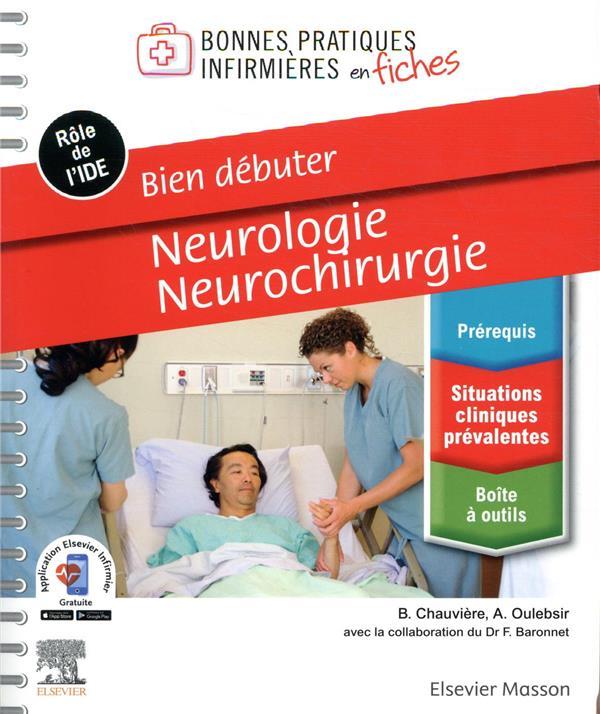 BIEN DEBUTER  -  NEUROLOGIE-NEUROCHIRURGIE CHAUVIERE/OULEBSIR MASSON