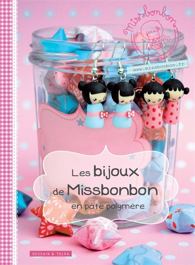 LES BIJOUX DE MISSBONBON EN PATE POLYMERE MISS BONBON PU SEPTENTRION