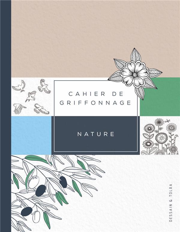 CAHIER DE GRIFFONNAGE NATURE XXX Lgdj