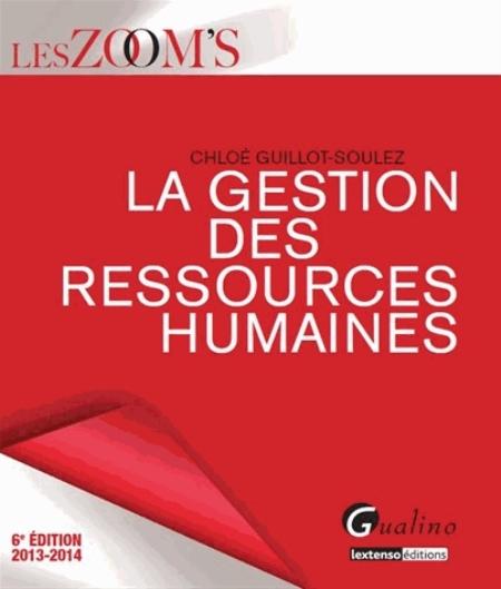 LA GESTION DES RESSOURCES HUMAINES  6ED