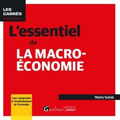 L'ESSENTIEL DE LA MACRO-ECONOMIE (11E EDITION)