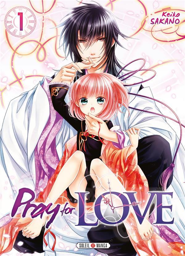 PRAY FOR LOVE T1 SAKANO KEIKO Soleil