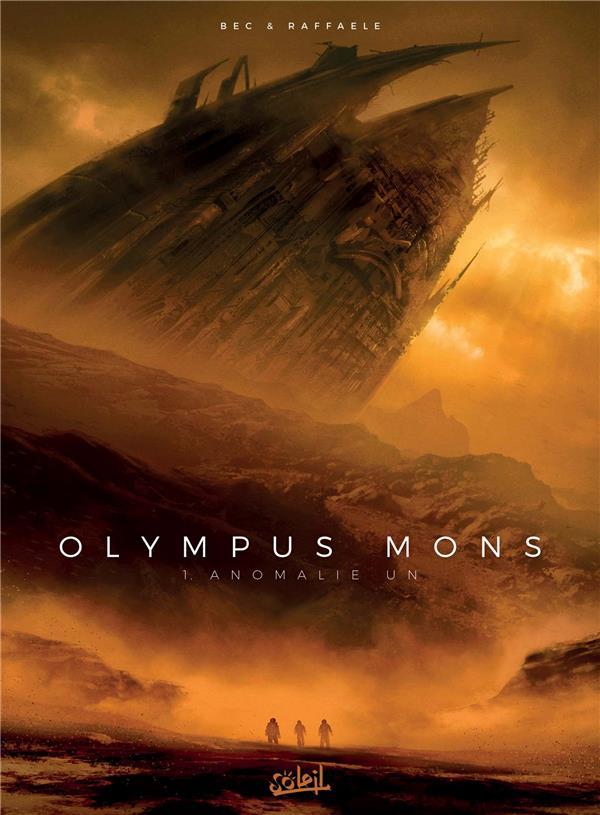 OLYMPUS MONS 01 ANOMALIE UN Raffaele Stefano Soleil