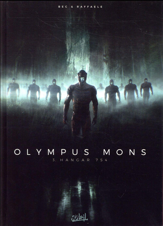 OLYMPUS MONS T03 - HANGAR 754 DIGIKORE  STUDIOS Soleil Productions