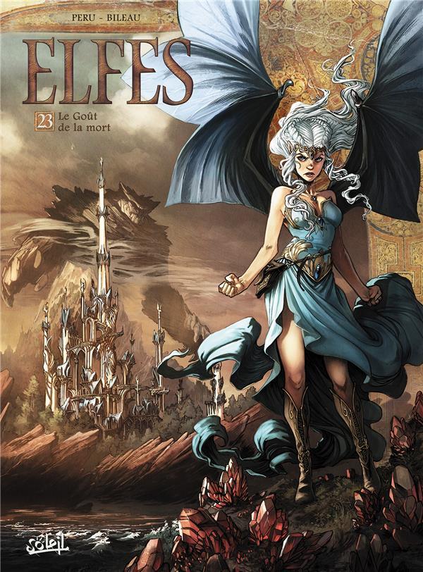 ELFES - T23 - ELFES 23 PERU/BILEAU/MERLI Soleil Productions